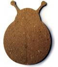 Support en bois - Coccinelle