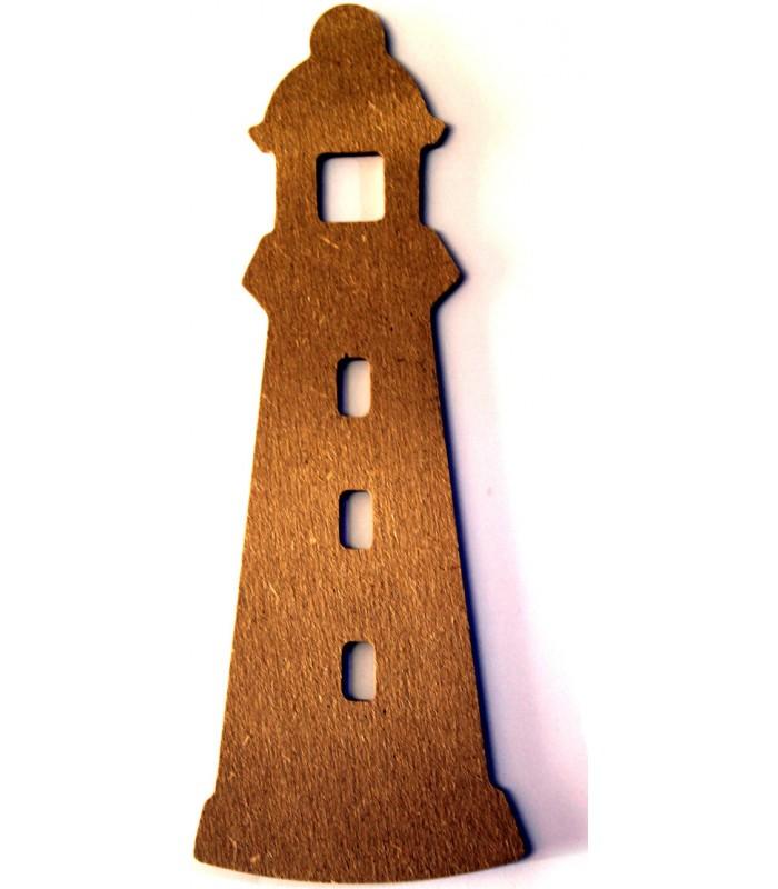en bois > Petite taille  10 à 15 cm > Support en bois  Phare ~ Petit Support En Bois