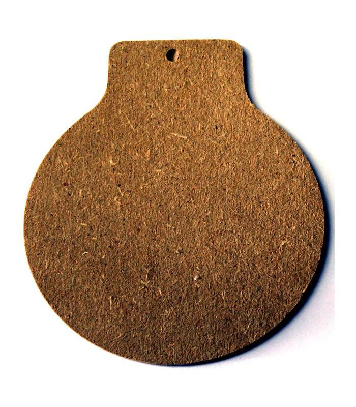 en bois > Petite taille  10 à 15 cm > Support en bois  Boule de ~ Petit Support En Bois