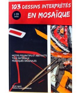 103 Dessins Interprétés En Mosaïque