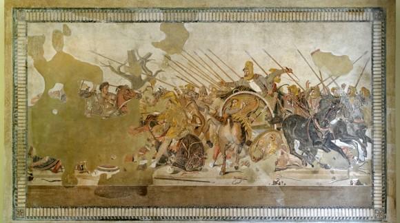 Histoire de la Mosaïque suite : La période romaine (1ère partie)