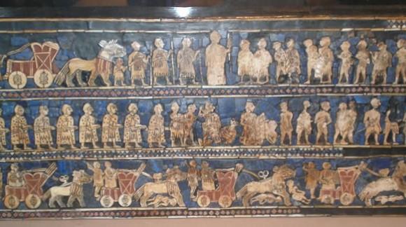 Histoire de la Mosaïque