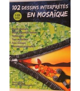 102 Dessins Interprétés En Mosaïque