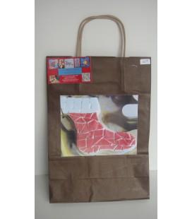 Kit mosaïque Enfant - Botte Noël